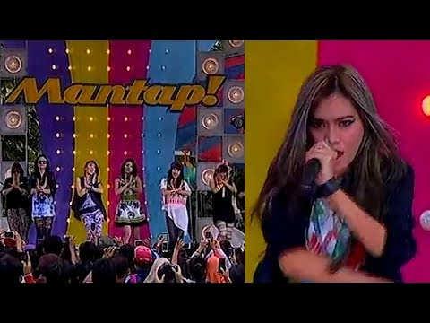 7 ICONS - Playboy (Baliness Dance) at Mantap ANTV (29-06-2013)