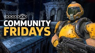 Playing Quake Champions With Viewers | GameSpot Community Fridays