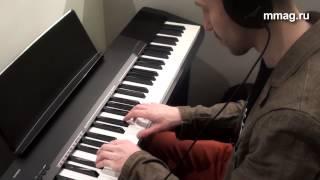 mmag.ru: Musikmesse 2015 - Casio CDP 130 - цифровое фортепиано