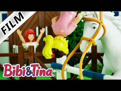 Bibi & Tina UNFALL BEIM SPRINGREITEN Film Deutsch - Sind Bibi Und Sabrina Verletzt?Craze Pferde-Sets