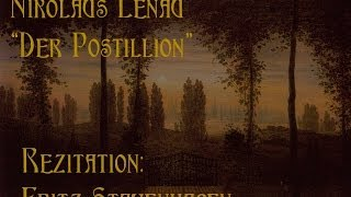 "Nikolaus Lenau ""Der Postillion"""