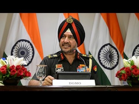 India conducts 'surgical strikes' along Kashmir border, prompting fury in Pakistan