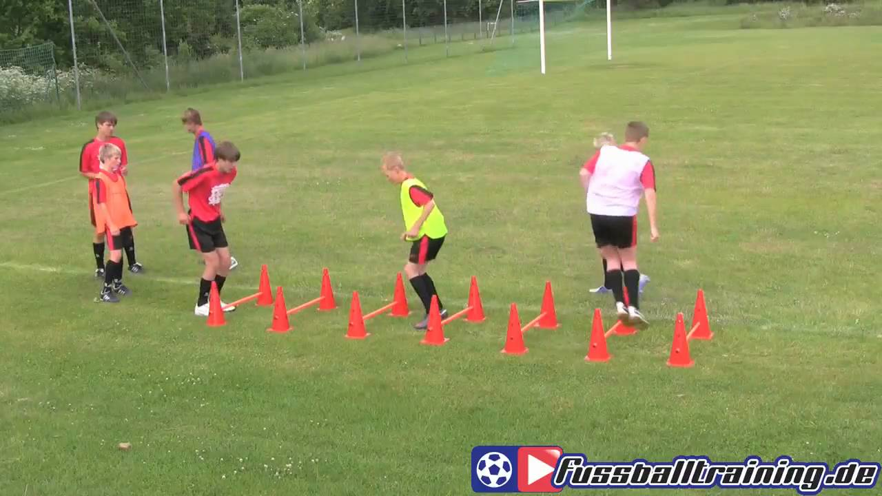 Dvd Koordinationstraining Fussball Training