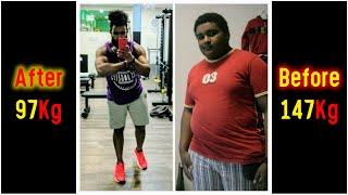 Transformation Fat Loss Motivation 2013-2017