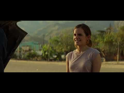 Emma Watson Meets Ellar Coltrane  The Circle