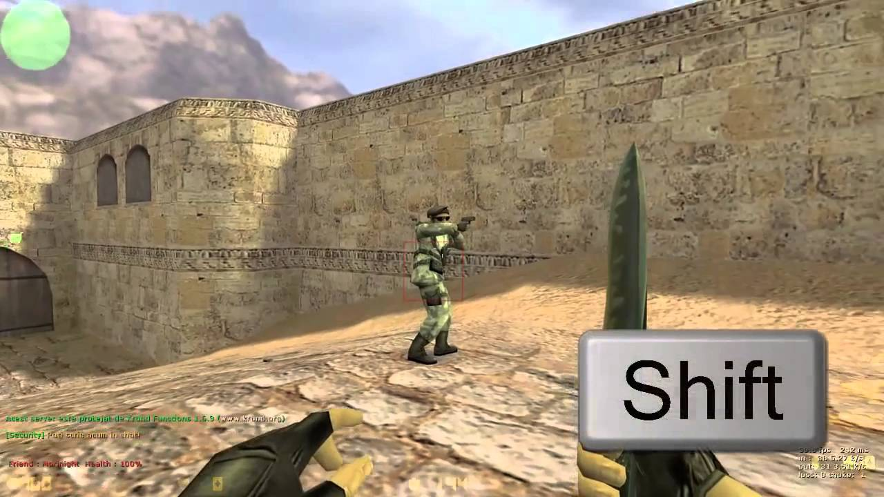 Download hacks for Counter Strike 1.6 - CS 1.6