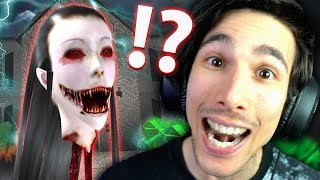 QUELLA COSA MI STA SEGUENDO!!? || Eyes: Horror Game