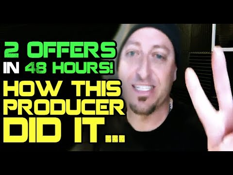 2 Offers In 48 Hours! How This Producer Did It...