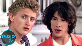 Top 10 Moments from the Bill and Ted Movies