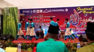 NAIB JOHAN Festival Nasyid Sekolah Peringkat Negeri Johor 2015 - Caliph@DSE