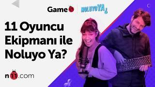 11 Oyun Ekipmanı ile Noluyo Ya?