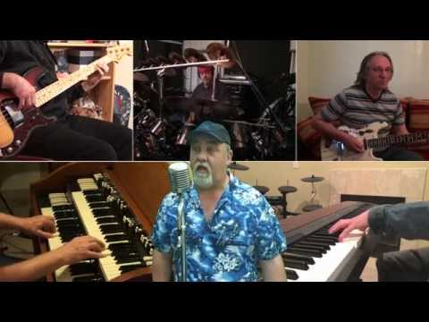 A Whiter Shade of Pale - Procol Harum - International Cover Collaboration