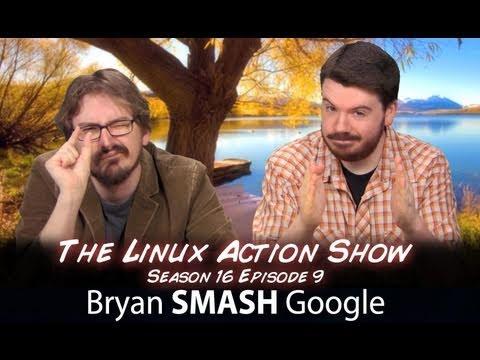 Bryan SMASH Google | LAS | s16e09