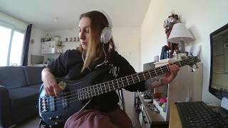Ben Harper - Alone ( Bass cover )