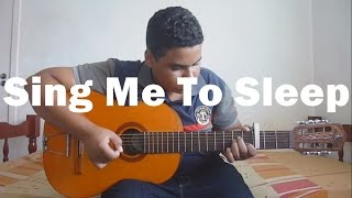 Sing Me To Sleep - Alan Walker - Fingerstyle Guitar Cover - Cassio Naum - (SMTS)