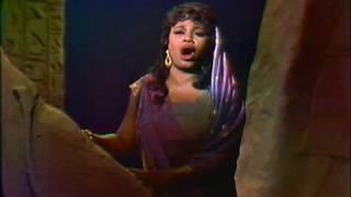 """Leontyne Price sings """"Ritorna Vincitor"""" from Verdi"""