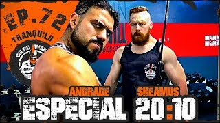 Andrade Especial 20:10 | Ep.72 Back & Triceps Workout