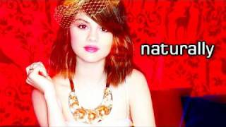 Selena Gomez - Naturally (Official Acapella)