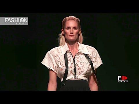 PATRICK DE PADUA Spring Summer 2019 ModaLisboa - Fashion Channel