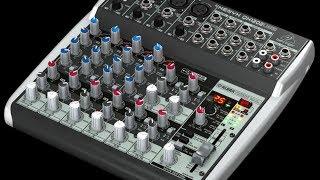 Behringer XENYX QX1202USB - Review [HD|GER]