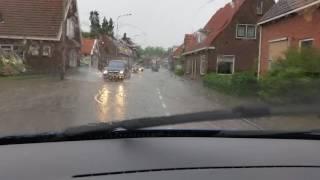 Wateroverlast Ommen