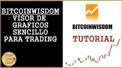 Bitcoinwisdom Tutorial FACIL Y RAPIDO