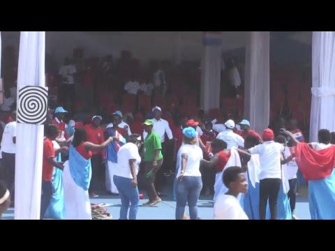 RPF Presidential Campaign | Nyamagabe,16 July 2017