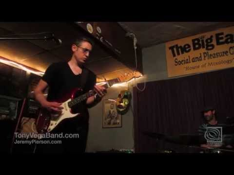 Tony Vega Band - The Big Easy Social and Pleasure Club (Houston, TX)