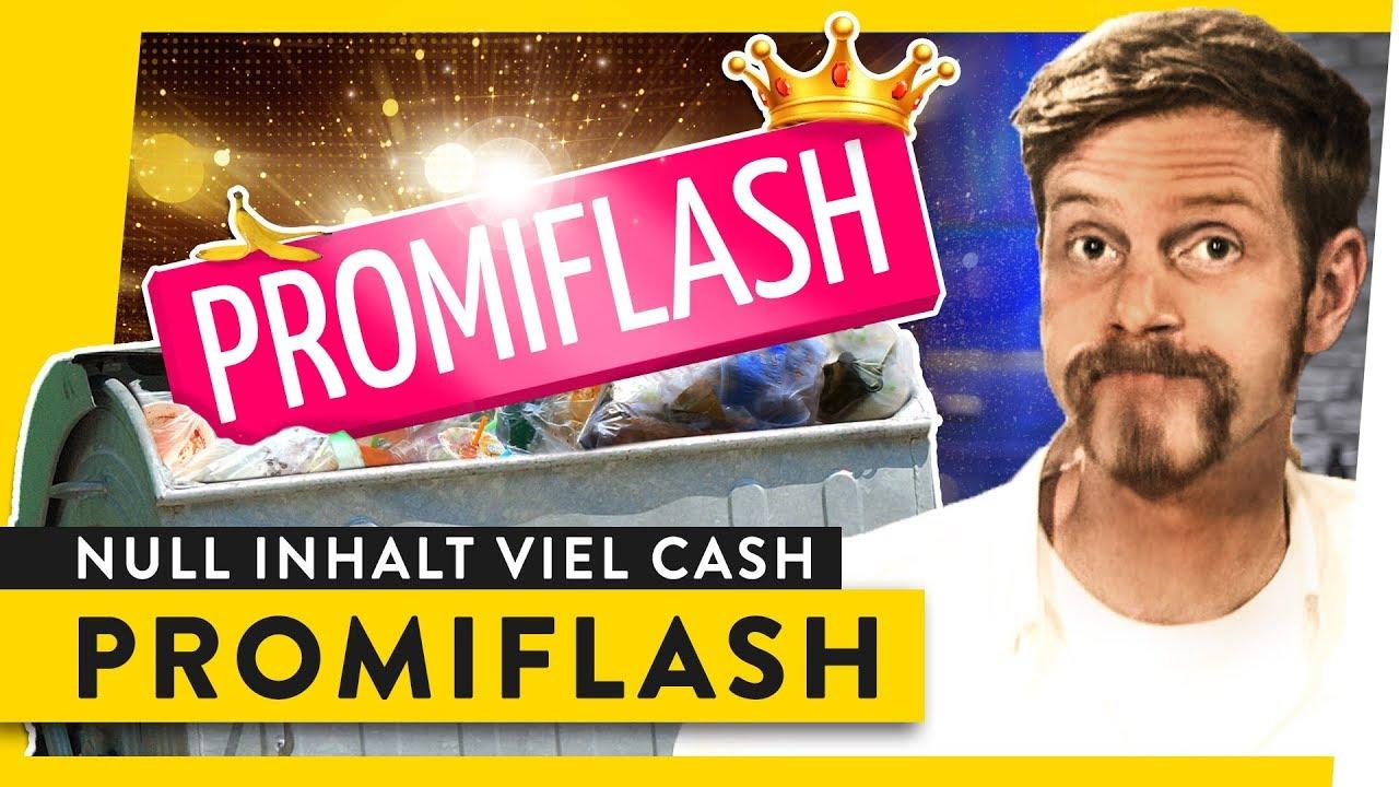 Promiflash: Könige des Promi-Schrotts   WALULIS