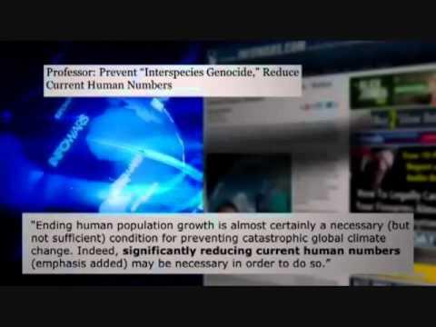La Dictature Scientifique de la Surpopulation - Alex Jones - VOSTFR