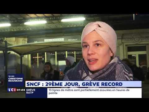 SNCF : 29e