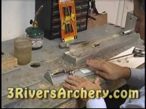 3Rivers Archery Demonstrates Dixon's Broadhead Aligner