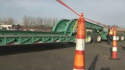 ODOT Tests Roundabouts For Oversize Loads on OR47 and US20