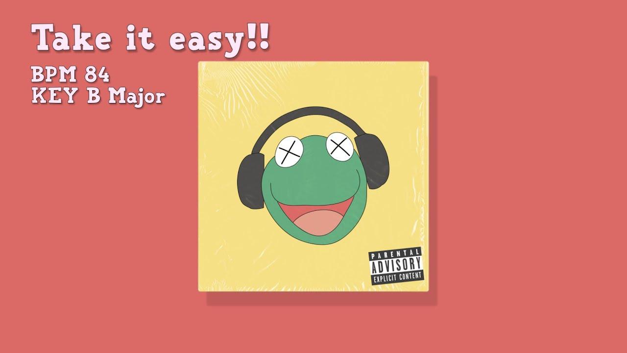 "【FREE/フリートラック】 ""Take it easy!!"" Soul HipHop Pop Type Beat WILYWNKA & Brasstracks TypeBeat【WICSTONE】"