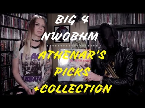 The Big Four NWOBHM Bands: Athenar's Picks + Collection