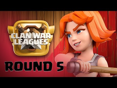 Clash of Clans Live | Clankriegs Liga Runde 5 | Rathaus 12 Aktion | coc deutsch