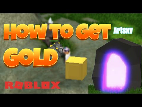 How To Get Crystallized Iron And Gold In Skyblock Roblox Focus