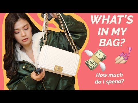 What's in My Bag 2019 | Verniece Enciso thumbnail