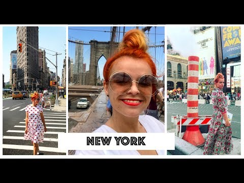 New York City –  walk tour – vlog Made by Ruda