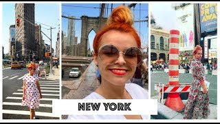 Vlog: New York City walk tour