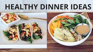 HEALTHY VEGAN DINNER RECIPES FOR SPRING