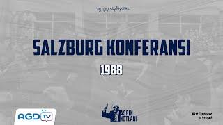 1988 Salzburg Konferansı  Prof. Dr. Necmettin Erbakan