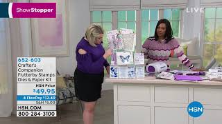 HSN | Card Making Tools & Supplies 03.05.2019 - 07 AM