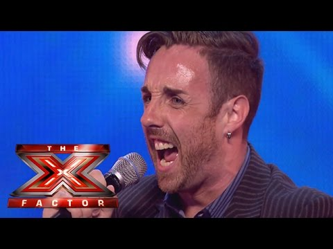 Stevi Ritchie sings Queen's Don't Stop Me Now - Arena ...