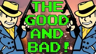 The Good and Bad of Fallout 4!