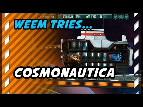 Cosmonautica PC Gameplay - Early Access First Look