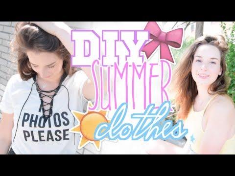 DIY SUMMER CLOTHES   Sylwia Lipka