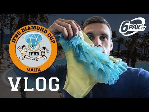 Piotrek Borecki VLOG Diamond Cup MALTA | TRENING PAULI | POLSKA KADRA