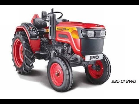 Mahindra Jivo 225di Mini Tractor Price In India Specification All