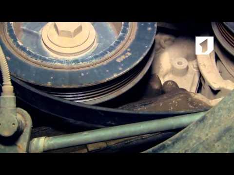 Утренний эфир Замена ремня привода вспомогательных агрегатов в автомобиле
